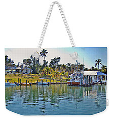 Cabbage Key Weekender Tote Bag