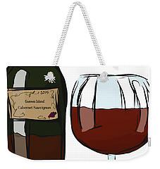 Cabernet Sauvignon Weekender Tote Bag
