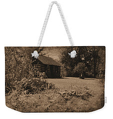 Cabin In The Clearing Weekender Tote Bag