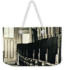 Cabin Leisure Weekender Tote Bag