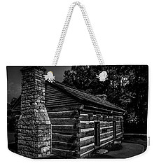 Cabin On The Grounds At The Hermitage Weekender Tote Bag