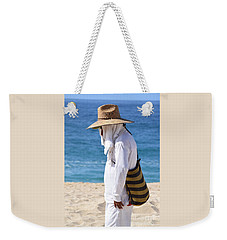 Cabo Beach Hawker. Weekender Tote Bag