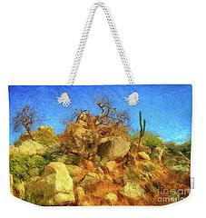 Cabo Park Landscape Weekender Tote Bag