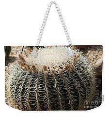 Cacti Fine Art Weekender Tote Bag