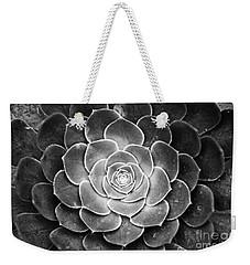 Cactus 18 Deep Bw Weekender Tote Bag