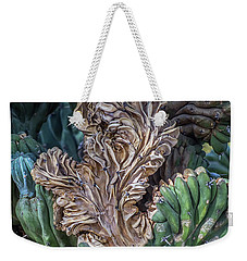 Cactus Abstract 5744-041018-1cr Weekender Tote Bag