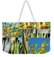 Cactus And Bells Weekender Tote Bag