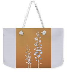 Cactus Architectre Weekender Tote Bag by Linda Hollis