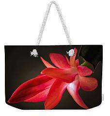 Cactus Bloom Aglow Weekender Tote Bag