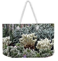 Cactus Field Weekender Tote Bag
