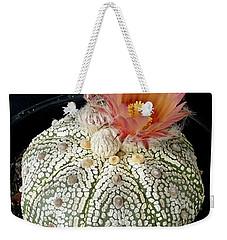 Cactus Flower 4 Weekender Tote Bag