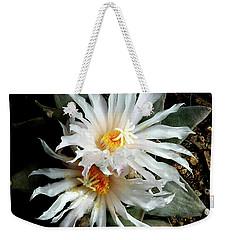 Cactus Flower 7 2 Weekender Tote Bag
