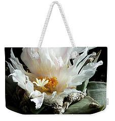 Cactus Flower 8 Weekender Tote Bag