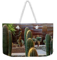 Cactus Garden Weekender Tote Bag