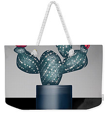 Cactus In Bloom II Weekender Tote Bag