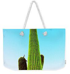 Cactus Minimus Weekender Tote Bag
