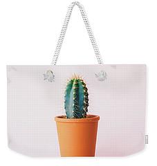 Cactus Pot Weekender Tote Bag by Happy Home Artistry