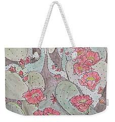Cactus Voices #2 Weekender Tote Bag