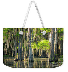Caddo Swamp 1 Weekender Tote Bag