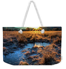 Weekender Tote Bag featuring the photograph Cades Cove, Spring 2017,ii by Douglas Stucky