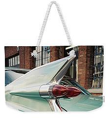 Cadillac Fins Weekender Tote Bag