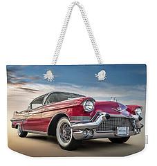 Cadillac Jack Weekender Tote Bag by Douglas Pittman