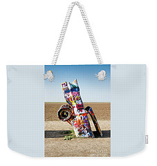 Cadillac Ranch, West Texas Weekender Tote Bag
