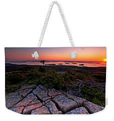 Cadillac Rock Weekender Tote Bag