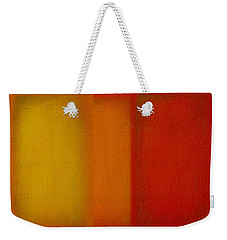 Cadmium Lemon Weekender Tote Bag