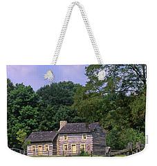 1e140 Caesar Creek Pioneer Village Photo Weekender Tote Bag