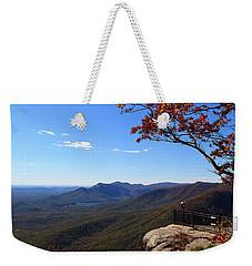 Caesars Head State Park In Upstate South Carolina Weekender Tote Bag