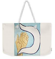 Caf Palm Weekender Tote Bag