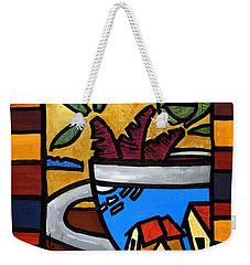 Cafe Caribe  Weekender Tote Bag