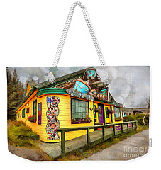 Cafe Cups Weekender Tote Bag