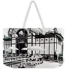Cafe De Carl Weekender Tote Bag