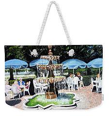Cafe Gallery Weekender Tote Bag