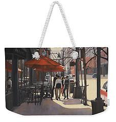 Cafe Lodo Weekender Tote Bag