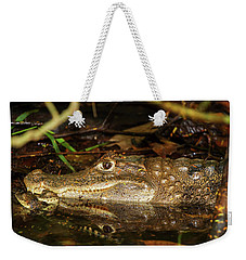 Caiman Mom Weekender Tote Bag