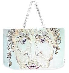Caius Lividicus Weekender Tote Bag