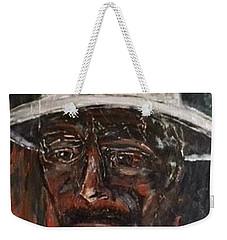 Cajun Weekender Tote Bag