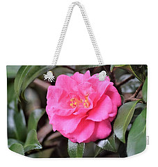 Cajun Winter Bloom Weekender Tote Bag by John Glass