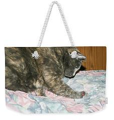 Cal-1 Weekender Tote Bag