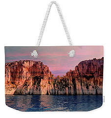 Calanques De Marseille .  Weekender Tote Bag