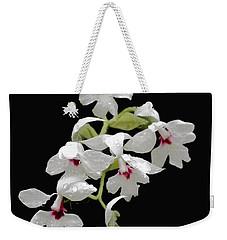 Calanthe Vestita Orchid Weekender Tote Bag