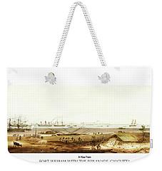 Calcutta In 18th Century Weekender Tote Bag