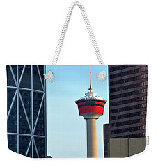 Calgary 1 Weekender Tote Bag