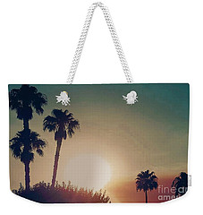 Cali Sun Weekender Tote Bag