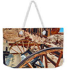 Calico Ghost Town Mine Weekender Tote Bag