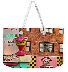 Caliente Cab Weekender Tote Bag