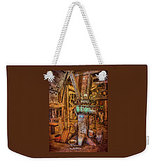 California Pellet Mill Co Weekender Tote Bag by Thom Zehrfeld